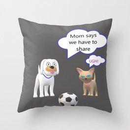 Dog / Cat Throw Pillow