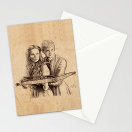The Crossbow Stationery Cards