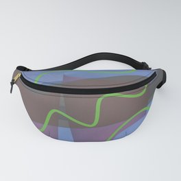 Party Hard Fanny Pack