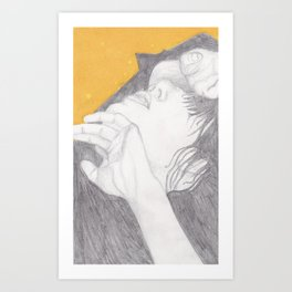 UGH Art Print