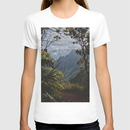 The Garden Isle T-shirt
