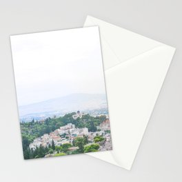 247. Pantheon's View, Greece Stationery Cards