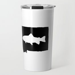 Hyalife Trout Montana  Travel Mug