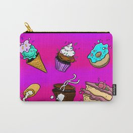 Exploding Desserts Carry-All Pouch