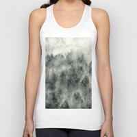 navy Tank Tops featuring Everyday by Tordis Kayma