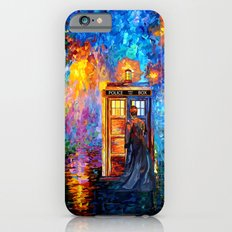 The 10th Doctor who Starry the night Art painting iPhone 4 4s 5 5c 6 7, pillow case, mugs and tshirt Slim Case iPhone 6s