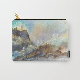 The Splash at Split Rock Carry-All Pouch