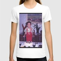 dad T-shirts featuring Dad by Hector Wong