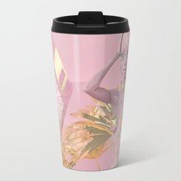 Pastel Humanoid Diskette Travel Mug