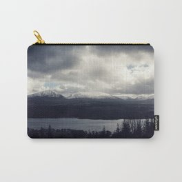 Late Winter in the Trossachs Carry-All Pouch