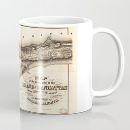 Battle of Harlem Heights (1776) Coffee Mug