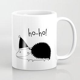 Fun Scandinavian Christmas art for techies Coffee Mug