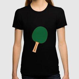 One Table Tennis Bats T-shirt