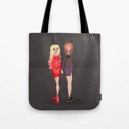 Goth Girls! Tote Bag
