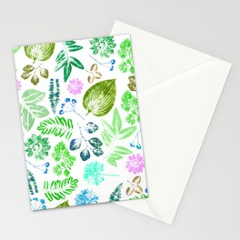 Botanical Prints Stationery Cards