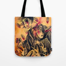 japanese ghost Tote Bag