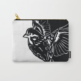 Paper Bird Carry-All Pouch