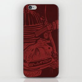 Bultaco 400 iPhone Skin