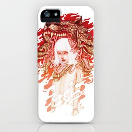 GUARDIAN OF THE HELL GATE iPhone Case