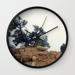 Juniper Mist Wall Clock