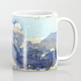 Rain in the Desert Coffee Mug