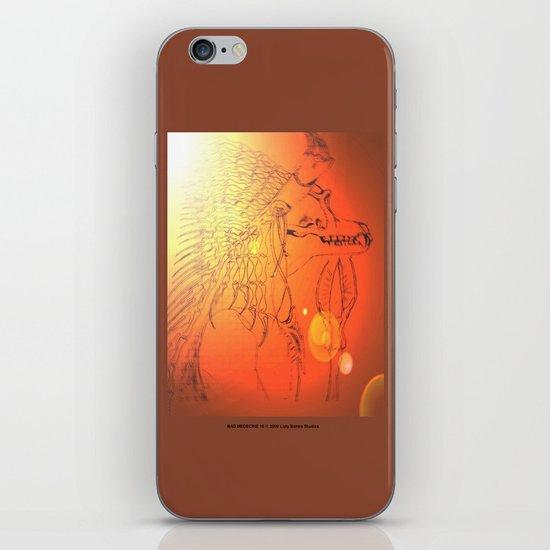 BAD MEDICINE 10 iPhone & iPod Skin