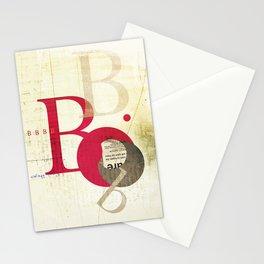 Perpetua B Stationery Cards