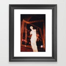 Venus de Milo Framed Art Print