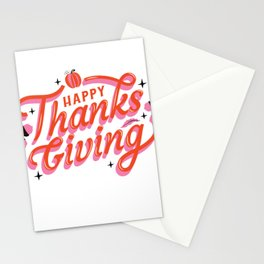 Thanksgiving day Stationery Cards
