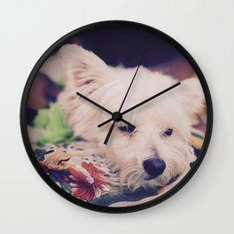 Papi Oscar Sanchez Wall Clock
