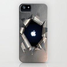 Apple Hole Slim Case iPhone (5, 5s)