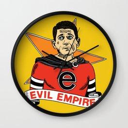 Ryan's Evil Empire Wall Clock