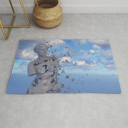 The Venus de Milo - Disintegration Series Rug