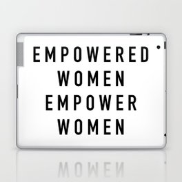 Empowered Women Laptop & iPad Skin