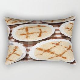 Portuguese food Rectangular Pillow