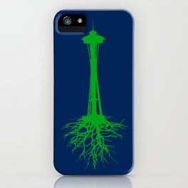 Seattle Roots iPhone Case