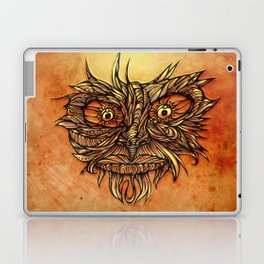 Face Flow Color Laptop & iPad Skin