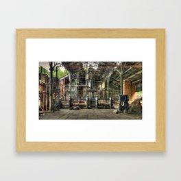 The Foundry  Framed Art Print
