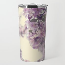 The scent of Spring Travel Mug