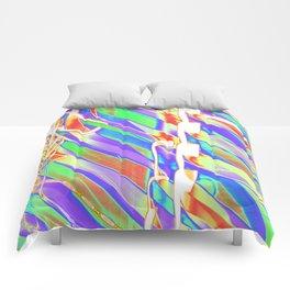Light Dance Carnival Ribs edit 2 Comforters