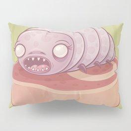 Maggie the Maggot Pillow Sham