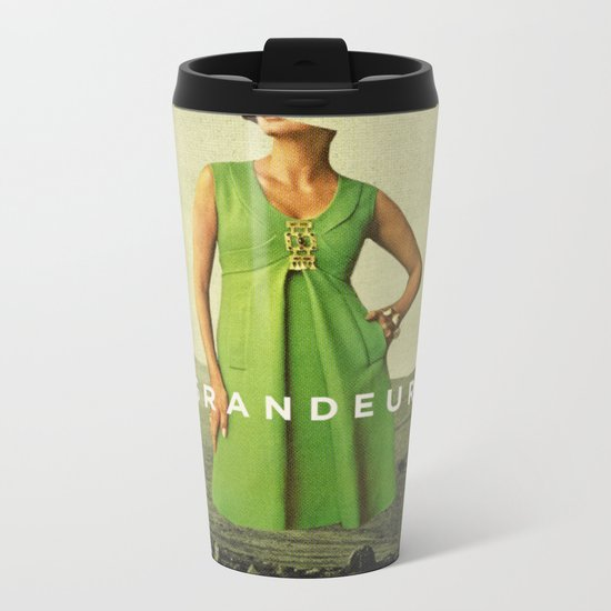 Grandeur Metal Travel Mug