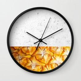 Urban pinapple Wall Clock