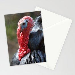 Turkey Day Dinner Stationery Cards