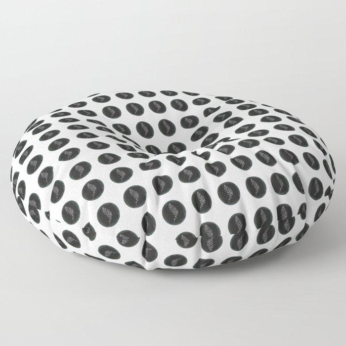 (Overworked) Guardian Angel Polka Dots Floor Pillow
