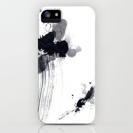 dissolved in ice iPhone Case