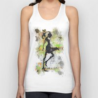 miami Tank Tops featuring miami by the marykate