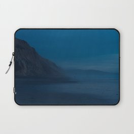 Black's Beach at Dusk Laptop Sleeve