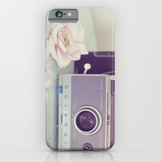 Polaroid, I Love You iPhone & iPod Case