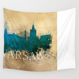 Warsaw Wall Tapestry